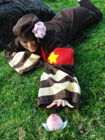China / Wang Yao from Axis Powers Hetalia worn by Alchimique