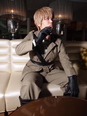 UK / England / Arthur Kirkland from Axis Powers Hetalia worn by Alchimique