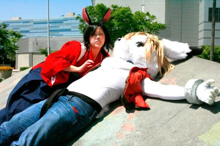 Natsuki Shinohara from Summer Wars worn by Alchimique