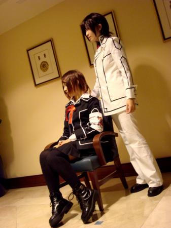 Yūki Cross from Vampire Knight worn by Azu-chan