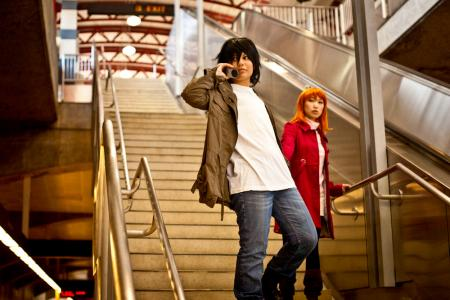Akira Takizawa from Eden of the East worn by Azu-chan
