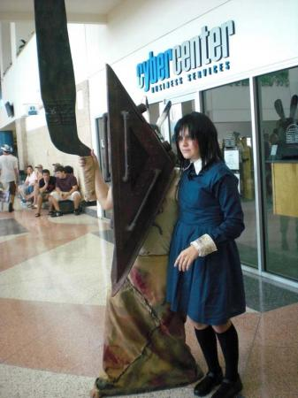Alessa Gillespie  	 from Silent Hill