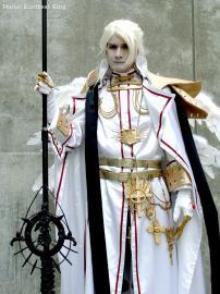 Cain Nightlord from Trinity Blood (Worn by Takeriya_Hagi)