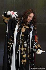 Vaclav Havel from Trinity Blood 