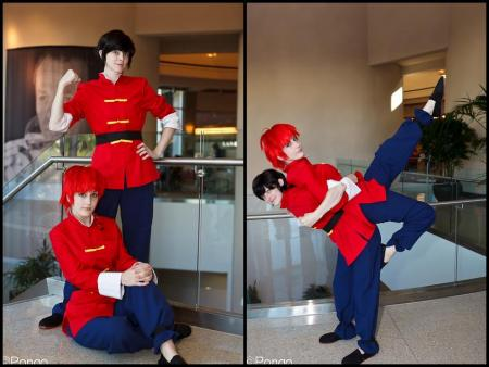 Ranma Saotome from Ranma 1/2