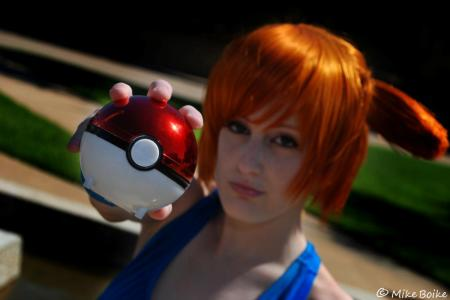 Misty / Kasumi from Pokemon