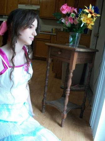 Aeris / Aerith Gainsborough from Final Fantasy VII: Crisis Core worn by Kenlink Wilder