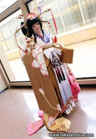 Hana from Gate 7 worn by benihime