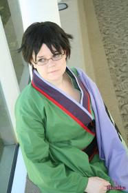 Watanuki Kimihiro from xxxHoLic worn by benihime