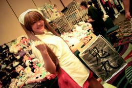 Miki Onimaru from Muteki Kanban Musume worn by Alice