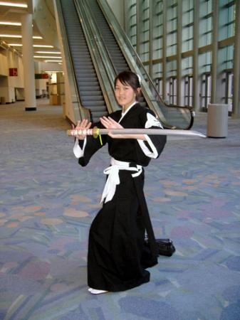 Momo Hinamori from Bleach worn by Alice