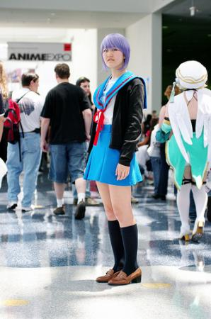 Yuki Nagato from Melancholy of Haruhi Suzumiya worn by Alice