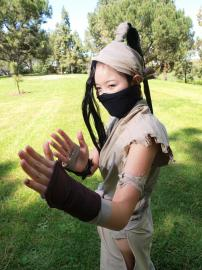 Ibuki from Street Fighter IV worn by Alice