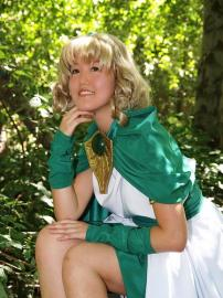Fuu Hououji from Magic Knights Rayearth worn by Alice