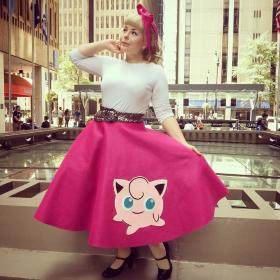 Jigglypuff from Pokemon