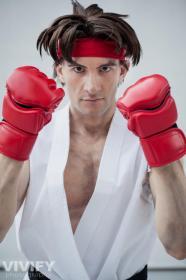 Ryu from Street Fighter II  by Volkodav