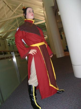 Azula from Avatar: The Last Airbender worn by gabriella616