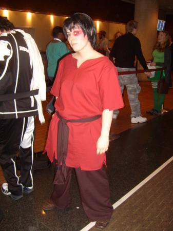 Zuko from Avatar: The Last Airbender worn by gabriella616