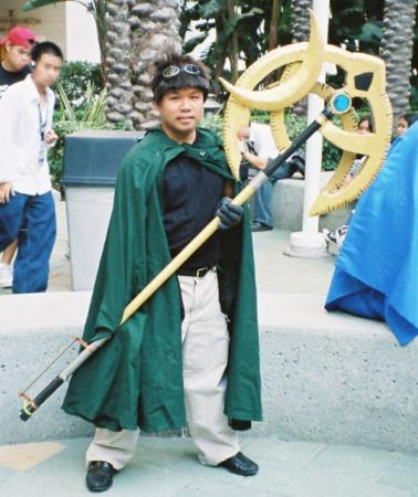 Syaoran from Tsubasa: Reservoir Chronicle worn by Ikariya