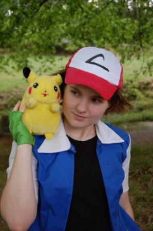 Ash Ketchum / Satoshi from Pokemon worn by Ren