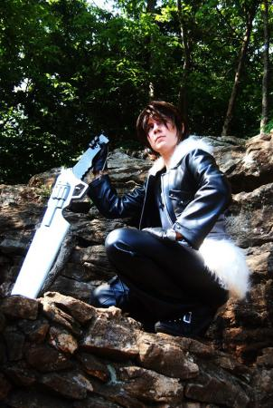 Squall Leonheart from Final Fantasy Dissidia