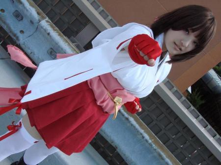 Musubi from Sekirei (Worn by 黒髪)