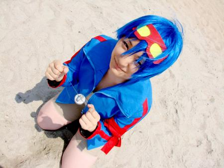 Simon from Tengen Toppa Gurren-Lagann worn by | ~º)