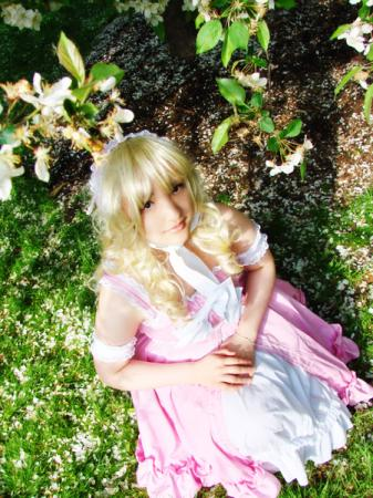 Elizabeth Ethel Cordelia Midford from Black Butler (Worn by | ~º))