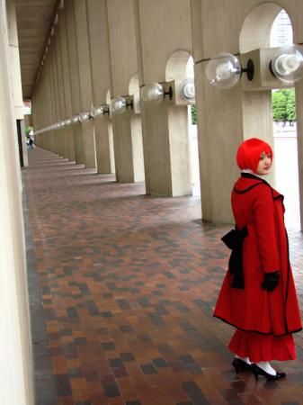 Madam Red from Black Butler worn by 黒髪