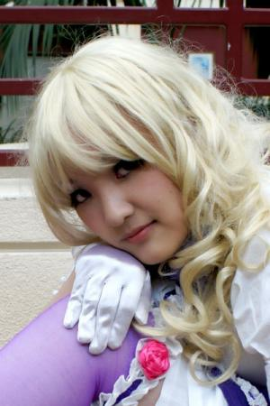 Sheryl Nome worn by 黒髪