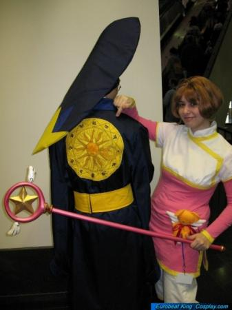 Eriol from Card Captor Sakura