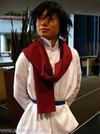 Setsuna F Seiei from Mobile Suit Gundam 00 worn by ChibiChobi