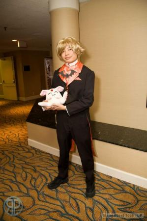 Fai D. Flowright / Yuui from Tsubasa: Reservoir Chronicle worn by ChibiChobi