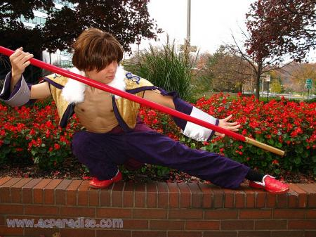 Kilik from Soul Calibur 2
