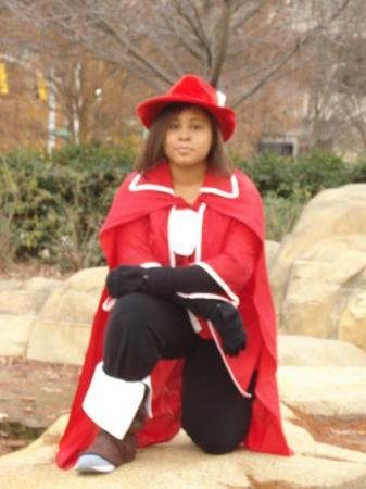 Red Mage from Final Fantasy