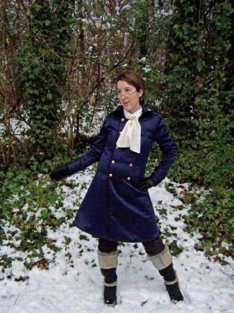 Austria / Roderich Edelstein from Axis Powers Hetalia worn by Fyrefox13