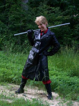 Denmark from Axis Powers Hetalia worn by Fyrefox13
