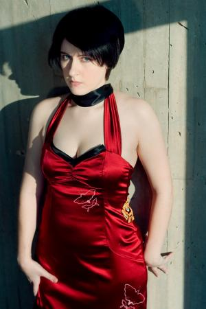 Ada Wong from Resident Evil 4 worn by hailo