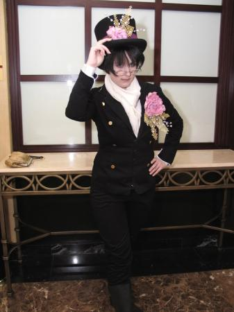 Watanuki Kimihiro from xxxHoLic worn by hailo