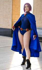 Raven from Teen Titans worn by hailo