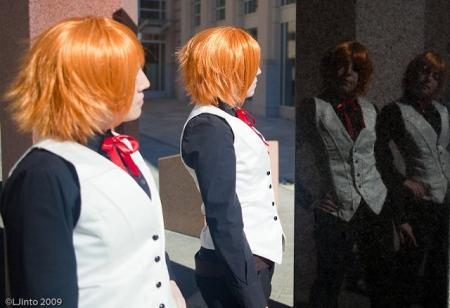 Hikaru Hitachiin from Ouran High School Host Club worn by Baron