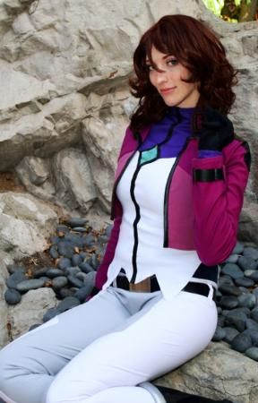 Sumeragi Lee Noriega from Mobile Suit Gundam 00 worn by OwlDepot