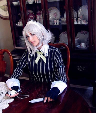 Sakuya Izayoi from Touhou Project worn by OwlDepot