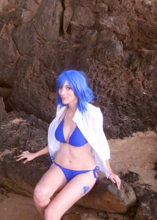 Juvia Lockser from Fairy Tail worn by OwlDepot