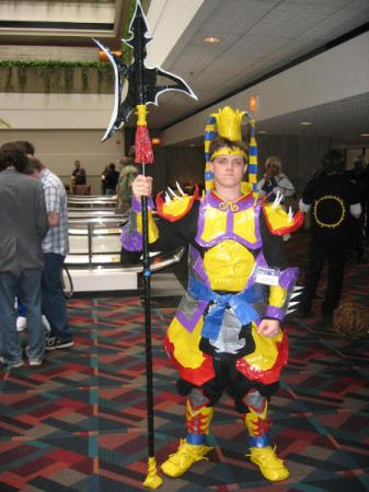 Lu Bu from Dynasty Warriors 4
