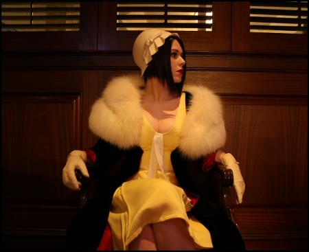 Faye Valentine from Cowboy Bebop worn by Dia