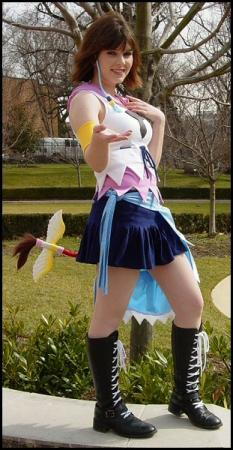 Yuna from Kingdom Hearts 2 worn by Dia