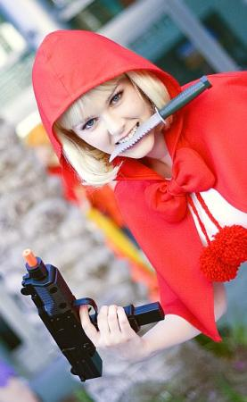 BB Hood / Bulleta from Darkstalkers worn by Dia
