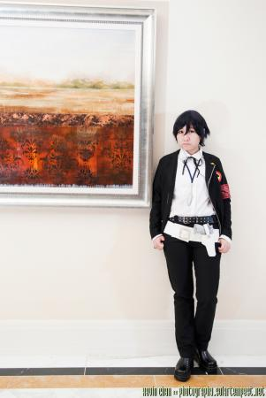 Main Character from Persona 3 worn by Hikarilight