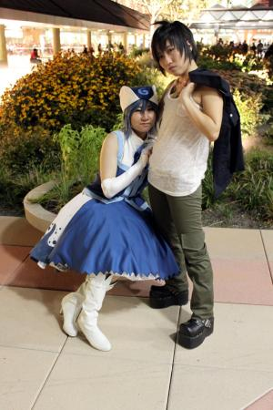 Juvia Lockser from Fairy Tail worn by Hikarilight